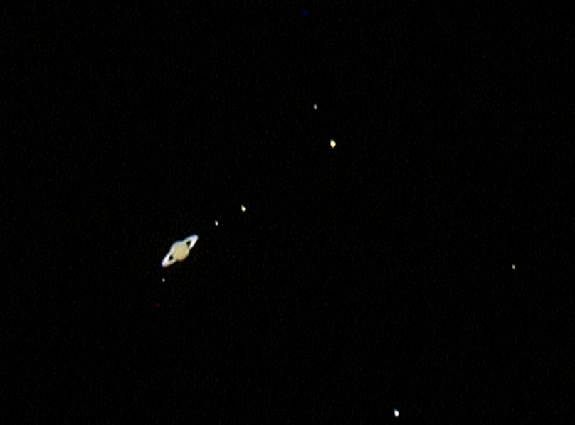 Système de Saturne