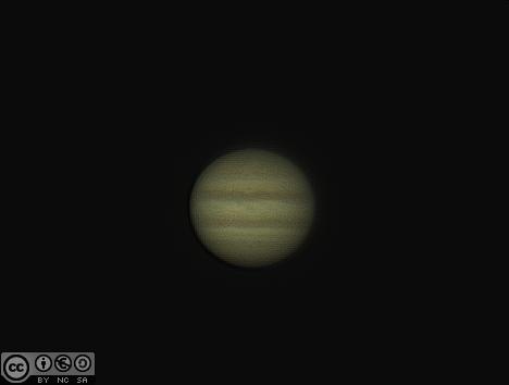 Jupiter  24.04.2015